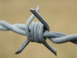 Forest reserve Fencing using barbed wire  in Karnataka, Bangalore, Mysore,Goa