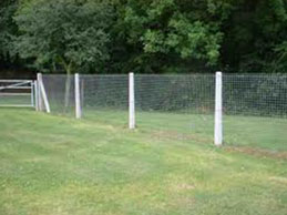 Residential Fencing using welded wire mesh material in Coimbatore, Madurai, Chennai, Trichy, Tamilnadu
